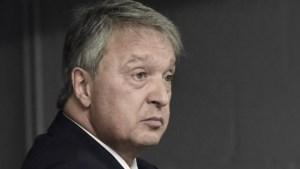 Beroepsverbod Van Holsbeeck wordt opgeheven