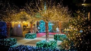 Kerstmis met honderdduizenden lichtjes