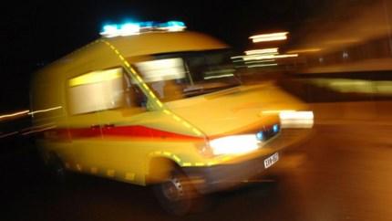Vier jongeren in levensgevaar na zware crash op vrachtwagen op E17