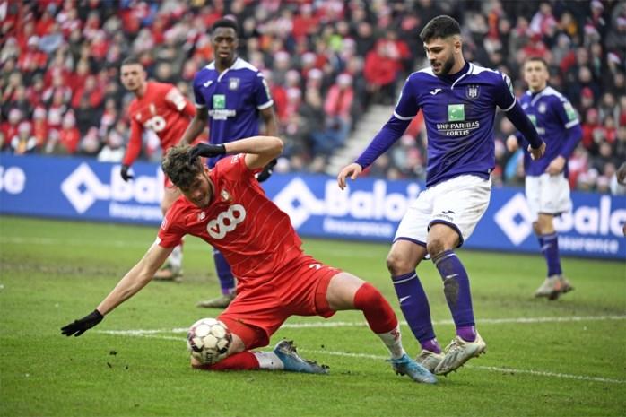 Standard en Anderlecht houden elkaar in evenwicht