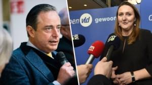 """Bart De Wever: """"Ik heb beloofd dat ik CD&V en Open Vld federaal niet zou laten vallen"""""""