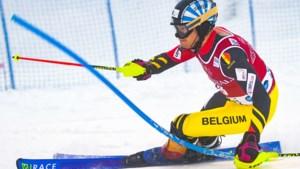WB slalom: Armand Marchant bevestigt met 21ste tijd in eerste manche slalom Val d'Isère