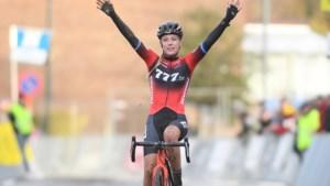 Annemarie Worst wint met overmacht in Overijse