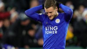 Leicester City laat dure punten liggen, Chelsea verliest vierde keer in vijf wedstrijden