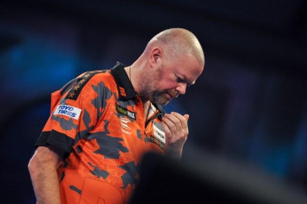 """Raymond van Barneveld wil na pijnlijke uitschakeling op WK darts """"liefde voor mezelf terugvinden"""""""