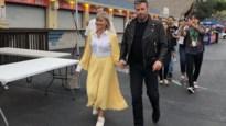 """41 jaar na """"Grease"""": Olivia Newton-John en John Travolta zingen duet in iconische outfit"""