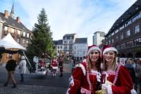 Ondanks werken toch 14 meter hoge kerstboom op Grote Markt