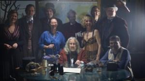 Dilsenaar portretteert Panamarenko twee dagen voor zijn dood