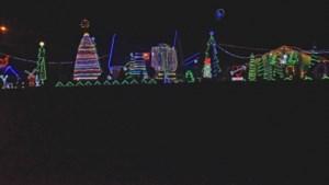 Perenaar dompelt drie huizen onder in kerstsfeer