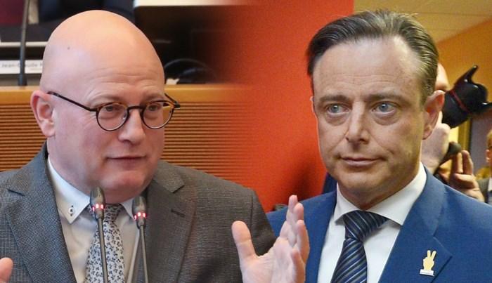 """MR-minister haalt uit naar De Wever: """"Beu dat men ons als Untermenschen behandelt"""""""