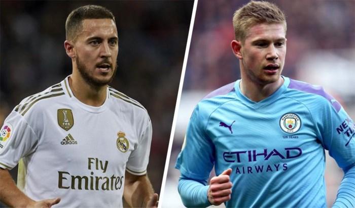 Loting Champions League: Real Madrid-Man City is de blikvanger, Dries Mertens ontmoet Barcelona