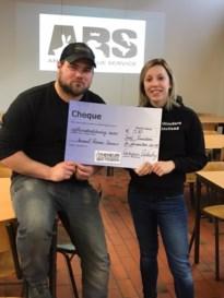 Atheneum Sint-Truiden zamelt 530 euro in voor Animal Rescue Service