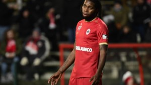 Antwerp zonder Mbokani en Haroun naar Stayen