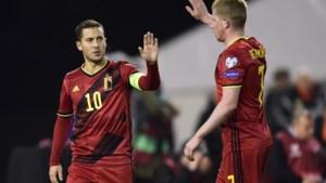 Hazard en Courtois versus De Bruyne in achtste finale Champions League