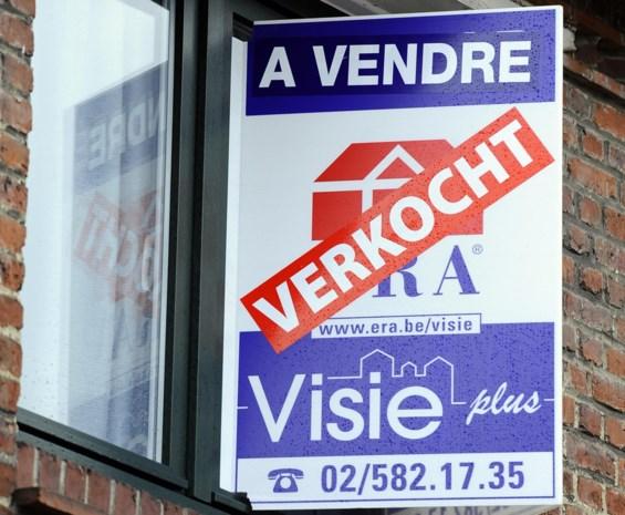 Woonbonuspiek op vastgoedmarkt definitief voorbij