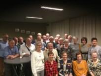 65-jarigen van Eksel halen samen herinneringen op