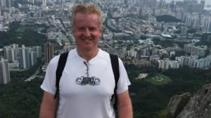 Wereldburger Eddy in Hongkong: