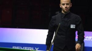 Luca Brecel plaatst zich voor hoofdtabel van de European Masters snooker
