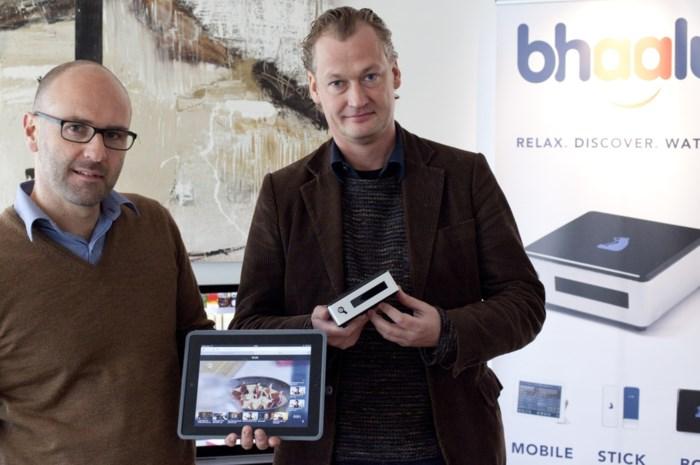 """Houthalense coöperatieve lanceert """"tv kijken van de toekomst"""""""