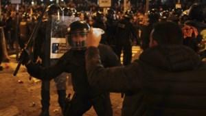 46 gewonden bij politieoptreden tegen separatisten bij Clasico