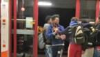 Vechtpartij aan het station van Landen met transmigranten