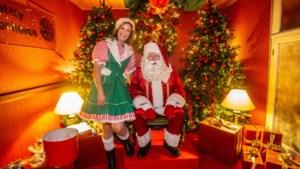 Zo ziet de Zonhovense badkamer van de kerstman eruit