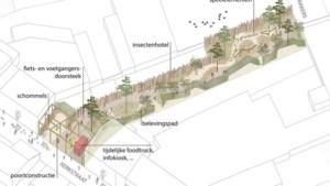 """""""Groene verbinding met grootste insectenhotel van Vlaanderen"""""""