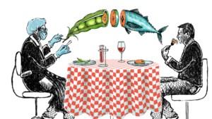 Toekomst van alles: wanneer vis geen vis meer is