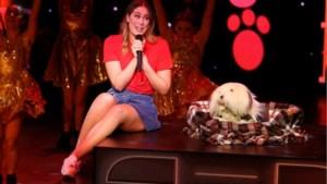 """Marie Verhulst is het nieuwe baasje van Samson: """"Ik dacht dat papa een grapje maakte"""""""