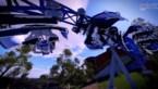 Plopsaland lost eerste beelden van spectaculaire nieuwe achtbaan