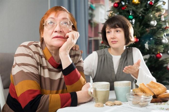 Bewezen: kerst vieren bij je schoonouders is belastend voor je darmen