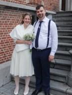 Kristel en Patrick in Diepenbeek
