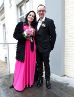 Ine en Frank in Dilsen-Stokkem