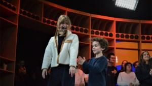 Studio Brussel eert Christophe Lambrecht, zoontje Maurice steelt show