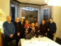 75-jarigen Boorsem komen samen