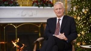 Koning verwijst in kerstboodschap impliciet naar brandstichting in Bilzen