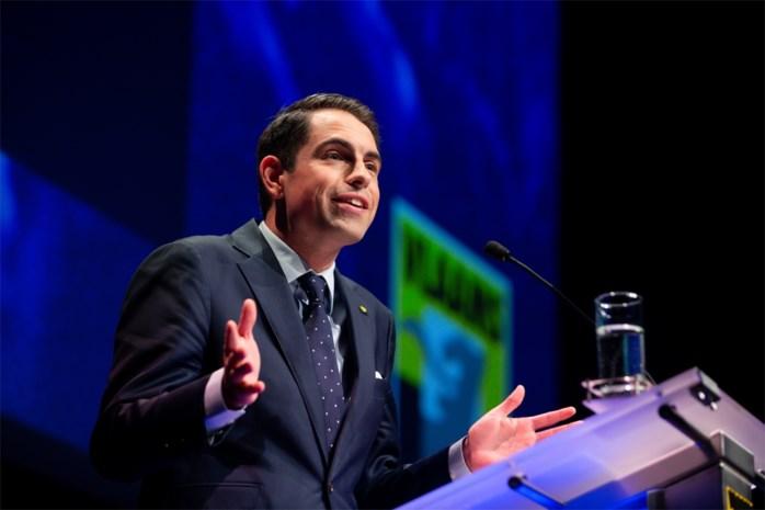 """Tom Van Grieken over zijn 'plan 2024': """"Vlaams Belang moet de grootste zijn"""""""