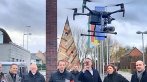 Politiezone Carma zet drones in tegen illegaal vuurwerk tijdens eindejaar