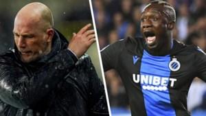 """Mbaye Diagne neemt geen blad voor de mond: """"Ik heb Philippe Clement vastgegrepen"""""""
