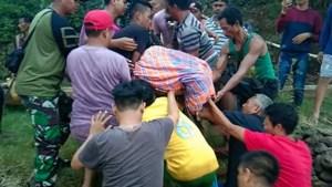 Vrouw gedood door krokodil in Indonesië