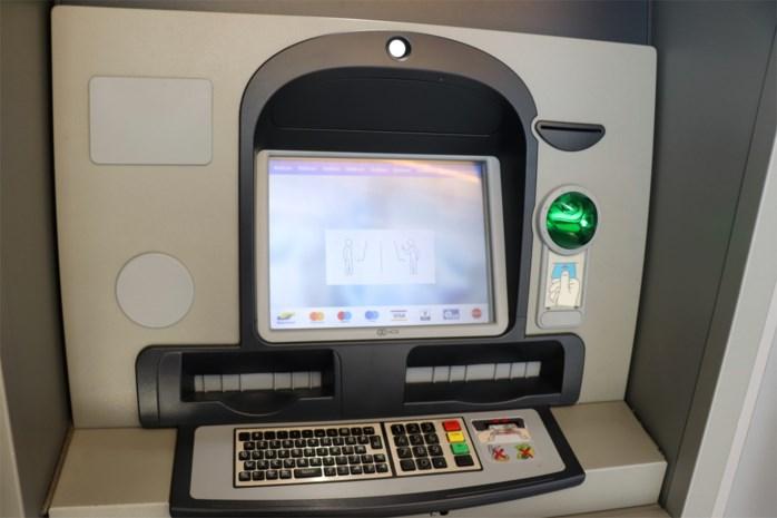 Geldautomaten in Nederlands-Limburg 's nachts buiten werking door plofkraakrisico