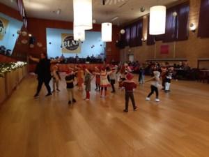Kerstlessen bij Dansclub CLAP