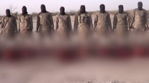 """Jihadistische groep executeert christenen in video: """"Boodschap aan alle christenen ter wereld"""""""