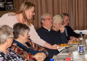 Kerstfeest voor 65-plussers uit Laren