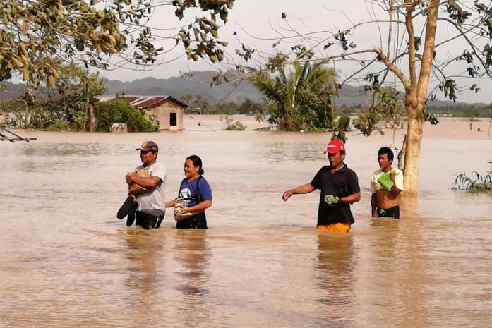 Minstens 28 doden na doortocht tyfoon op Filipijnen