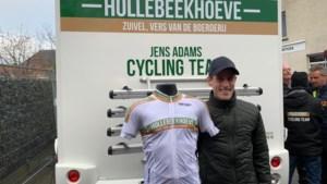 Veldrijder Jens Adams wordt ploegmaat van… turnkampioene Nina Derwael