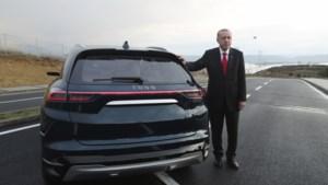 Erdogan onthult eerste Turkse elektrische auto
