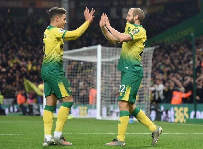 Tottenham moet vrede nemen met een punt bij rode lantaarn Norwich, Leicester City kan zonder Tielemans en Praet weer winnen