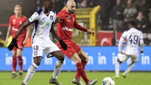 Anderlecht pakt punt op Antwerp … maar is daar niks mee