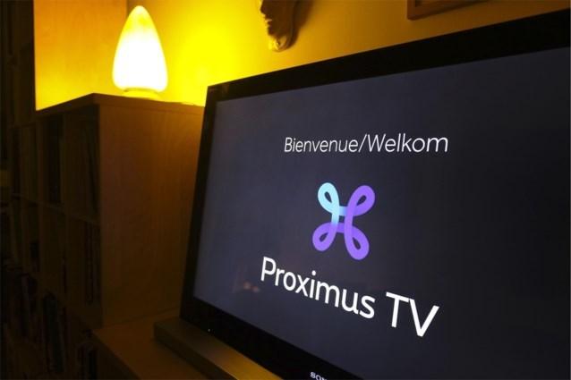 Proximus verhoogt tarieven vanaf 1 januari